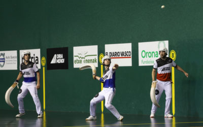 Galarreta reabre el sábado sus puertas con el Torneo Individual