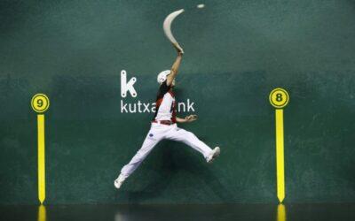 Urriza da bakarkako lehen finalista eta Juaneneak 'match ball' bat salbatu du