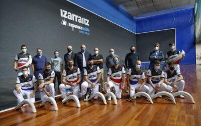 Doce pelotaris y seis sociedades buscan la txapela del XXI Campeonato de Azpeitia de remonte